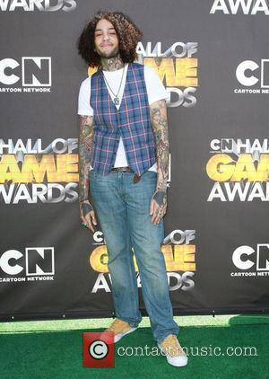 Travis Mccoy and Cartoon Network