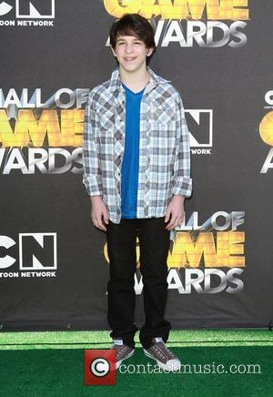 Zachary Gordon Cartoon Network 'Hall of Game Awards' held at The Barker Hanger  Santa Monica, California - 21.02.11
