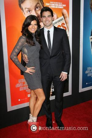 Rachel Smith and Tyler Hoechlin Los Angeles Premiere of Warner Bros. Pictures' Hall Pass held at the Cinerama Theatre Los...