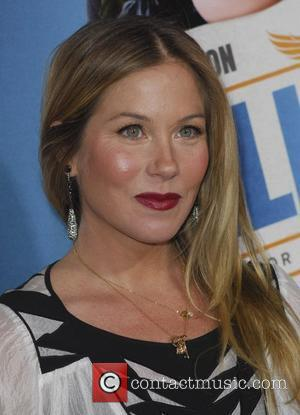 Christina Applegate  Los Angeles Premiere of Warner Bros. Pictures' Hall Pass held at the Cinerama Theatre Los Angeles, California...