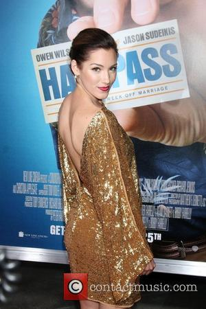 Carly Craig Los Angeles Premiere of Warner Bros. Pictures' Hall Pass held at the Cinerama Theatre Los Angeles, California -...