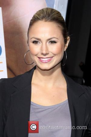 Stacy Keibler  Los Angeles Premiere of Warner Bros. Pictures' 'Hall Pass' held at the Cinerama Theatre  Los Angeles,...