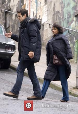 Tom Tykwer and Halle Berry