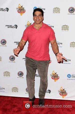 Lou Ferrigno Celebrities, Poker Pros and Football Stars Raise Their Hand For Africa Texas Hold'em Charity Tournament held at The...