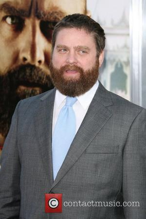 Zach Galifianakis Los Angeles Premiere of 'The Hangover Part II' held at Grauman's Chinese Theatre - Arrivals Hollywood, California -...