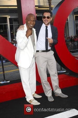 Mike Tyson and Todd Phillips
