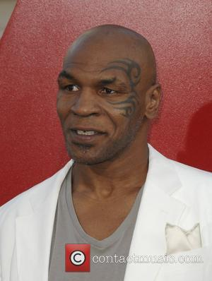Mike Tyson, Grauman's Chinese Theatre