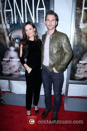 Eric Bana and his wife Rebecca Gleeson  The New York special screening of 'Hanna' at Regal Union Sqaure Stadium...