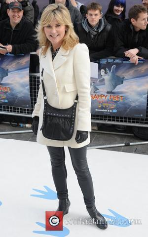 Anthea Turner Splits From Husband
