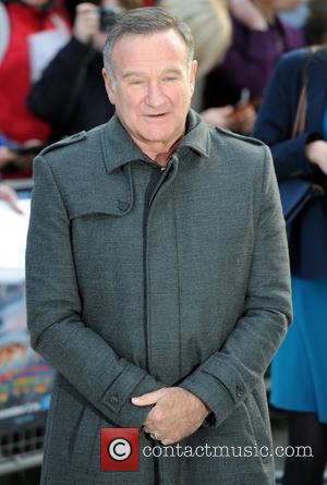 Robin Williams Gushes About Honeymoon