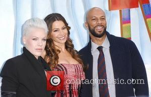 Alecia Moore aka Pink, Sofia Vergara, Common,  at Warner Bros. World Premiere of 'Happy Feet Two' at Grauman's Chinese...
