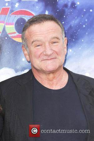 Robin Williams and Grauman's Chinese Theatre