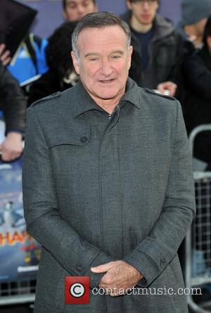 Robin Williams and Empire Leicester Square