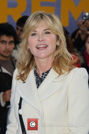 Anthea Turner 'Happy Feet Two' European premiere held at the Empire Leicester Square - Arrivals London, England - 20.11.11