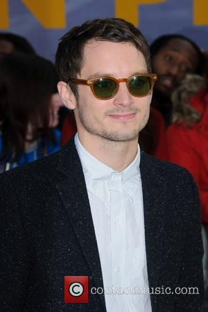 Elijah Wood and Empire Leicester Square