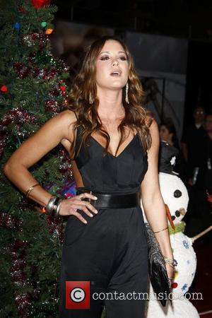 Danneel Harris The Premiere of 'A Very Harold & Kumar 3D Christmas' held at the Chinese Theatre Hollywood, California -...