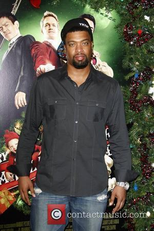 Deray Davis The Premiere of 'A Very Harold & Kumar 3D Christmas' held at the Chinese Theatre Hollywood, California -...