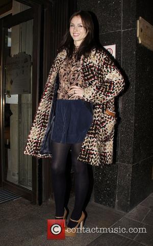 Sophie Ellis-bextor and Harrods