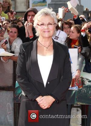 Julie Walters Snubs Social Networking