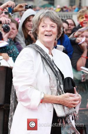 Downton Producer:  'Dame Maggie Smith Is Difficult To Work With'