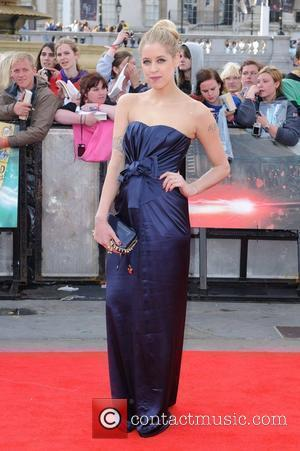 Peaches Geldof World Premiere of Harry Potter, Deathly Hallows, Part 2 - Arrivals  London, England - 07.07.11
