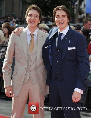 James Phelps and Oliver Phelps