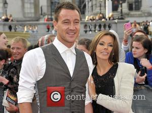 John Terry and Toni Terry,  Harry Potter And The Deathly Hallows: Part 2 - world film premiere held on...