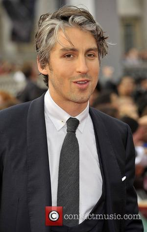 George Lamb,  Harry Potter And The Deathly Hallows: Part 2 - world film premiere held on Trafalgar Square -...