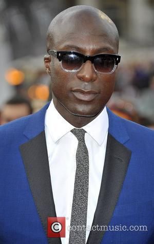 Ozwald Boateng,  Harry Potter And The Deathly Hallows: Part 2 - world film premiere held on Trafalgar Square -...