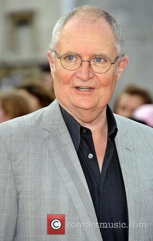 Jim Broadbent,  Harry Potter And The Deathly Hallows: Part 2 - world film premiere held on Trafalgar Square -...