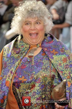 Miriam Margolyes 'Lonely' During One-woman Show