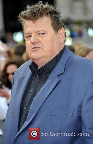 Robbie Coltrane,  Harry Potter And The Deathly Hallows: Part 2 - world film premiere held on Trafalgar Square -...