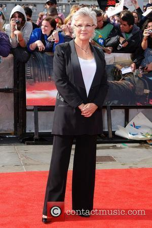 Julie Walters World Premiere of Harry Potter, Deathly Hallows, Part 2 - Arrivals  London, England - 07.07.11