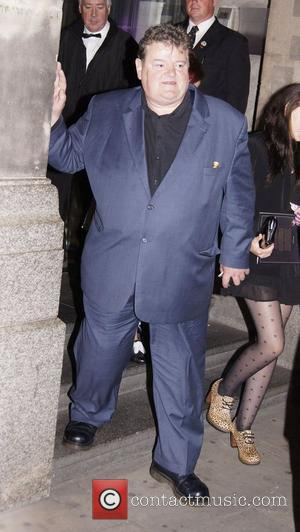 Robbie Coltrane Harry Potter And The Deathly Hallows: Part 2 - World Film Premiere - Afterparty at Old Billingsgate Market...