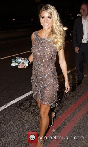 Melanie Slade  Harry Potter And The Deathly Hallows: Part 2 - World Film Premiere - Afterparty at Old Billingsgate...
