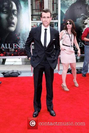 Matthew Lewis  ,  New York premiere of 'Harry Potter And The Deathly Hallows: Part 2' at Avery Fisher...