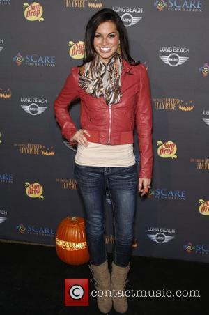 Melissa Rycroft The 3rd annual Los Angeles Haunted Hayride VIP opening night at Griffith Park Los Angeles, California - 09.10.11