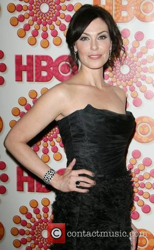 Michelle Forbes 2011 HBO's Post Award Reception following the 63rd Annual Primetime Emmy Awards held at The Plaza at the...