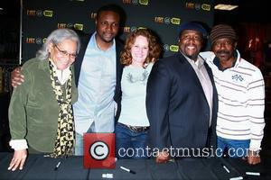 Rob Brown, Clarke Peters, Melissa Leo and Wendell Pierce