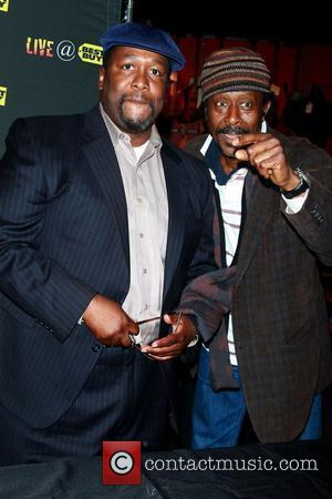 Wendell Pierce and Clarke Peters