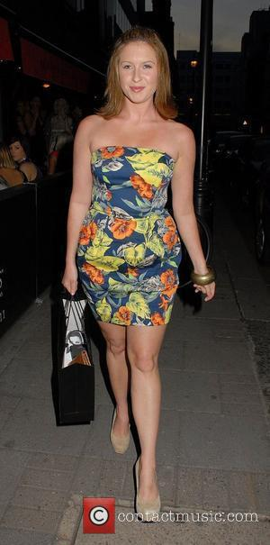 Brooke Kinsella,  at the Embassy Club London for HD Brows launch party. London, England - 31.05.11