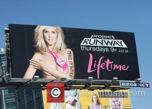 Heidi Klum and Billboard