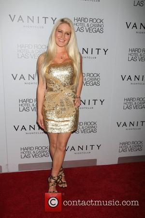 Hard Rock Hotel And Casino, Heidi Montag