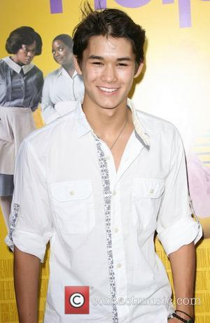 Booboo Stewart World Premiere of The Help held at the Samuel Goldwin Theater in The Academy of Motion Picture Arts...
