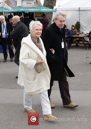 Dame Judi's Indian Love Affair