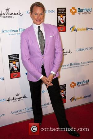 Carson Kressley and Beverly Hilton Hotel