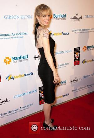 Kristin Bauer  The American Humane Association's First Annual Hero Dog Awards at The Beverly Hilton hotel Beverly Hills, California,...