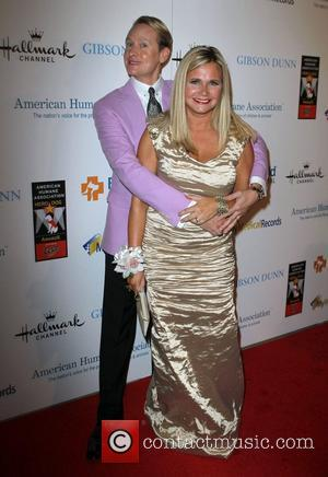 Carson Kressley and Beverly Hilton Hotel
