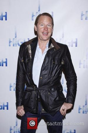 Carson Kressley Opening night of the Broadway production of 'High' at the Booth Theatre - Arrivals New York City, USA...