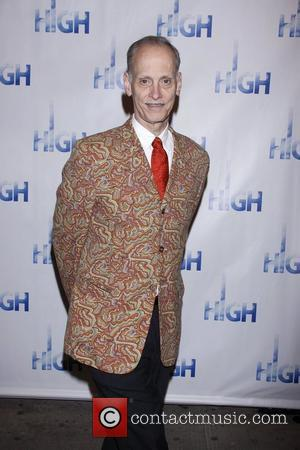 John Waters Opening night of the Broadway production of 'High' at the Booth Theatre - Arrivals New York City, USA...